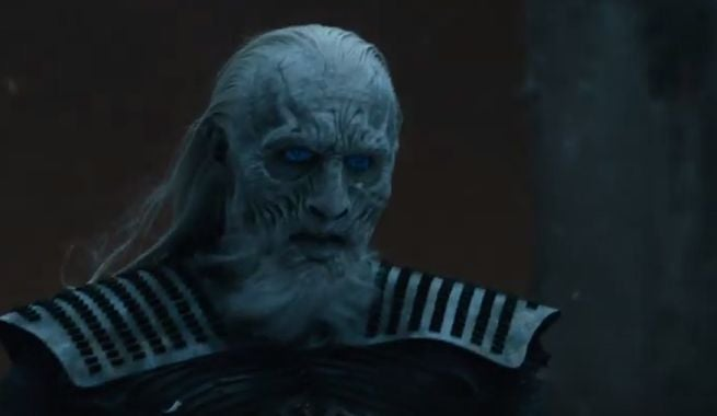 White Night Game Game of Thrones White Walkers