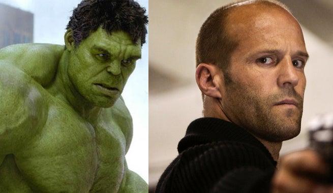 Mark Ruffalo Reacts To Jason Statham's Marvel Comments
