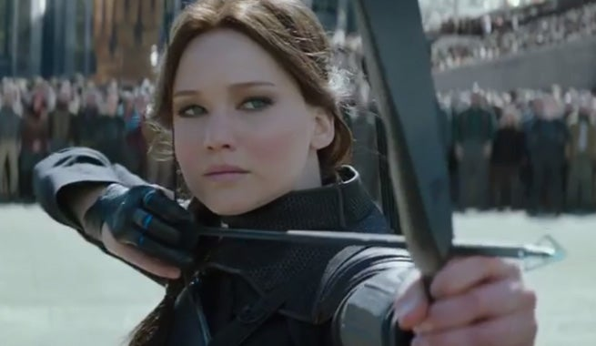 Five Best Moments Of The Hunger Games: Mockingjay Part 2 Trailer