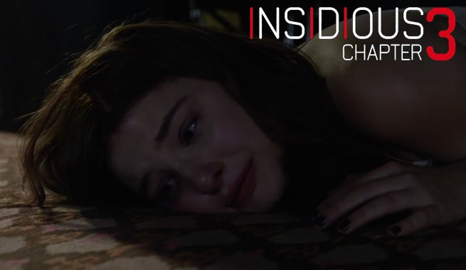 "Fans React To Insidious: Chapter 3 - ""Scary,"" ""Surprising,"" ""Terrifying"""