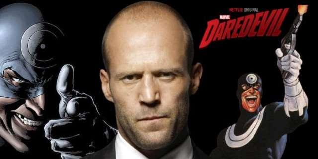 Rumor: Jason Statham T...