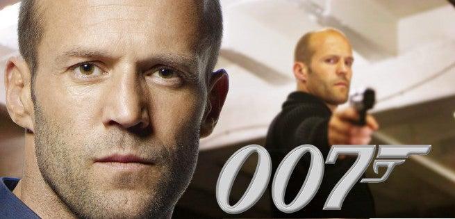 """Jason Statham Thinks He'd Make A """"Decent"""" James Bond"""