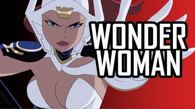 justice league gods and monsters wonder woman