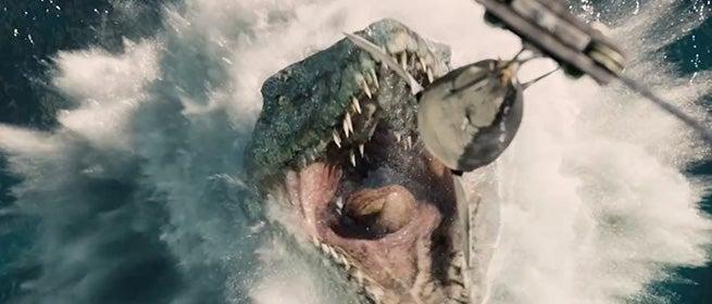 JWmosasaurus