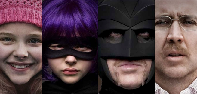 Kick-Ass Director Matthew Vaughn Working On Hit-Girl Prequel