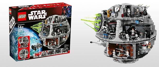 LEGOdeathstar