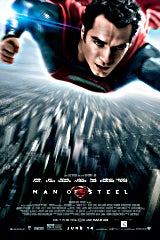 Man of Steel movie poster image