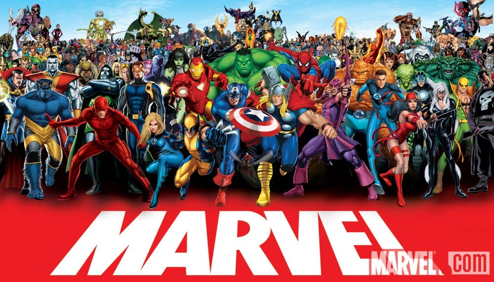 Marvel Comics Adds 12 000 Marvel
