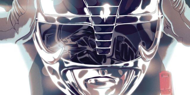 MMPR SDCC - Black Ranger top