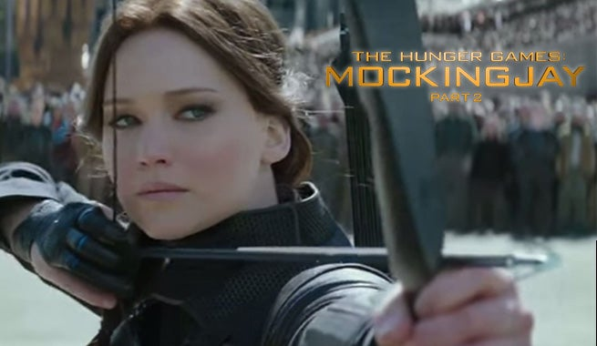 Hunger Games: Mockingjay Part 2 Scrapping 3D In US
