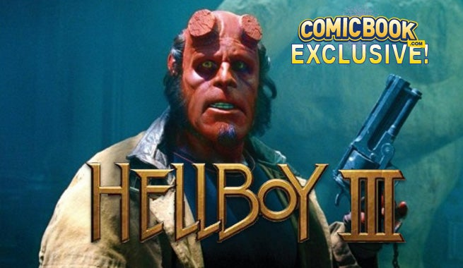 Exclusive: Ron Perlman Needs Your Help With Hellboy III