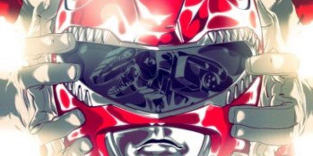 power rangers red ranger top