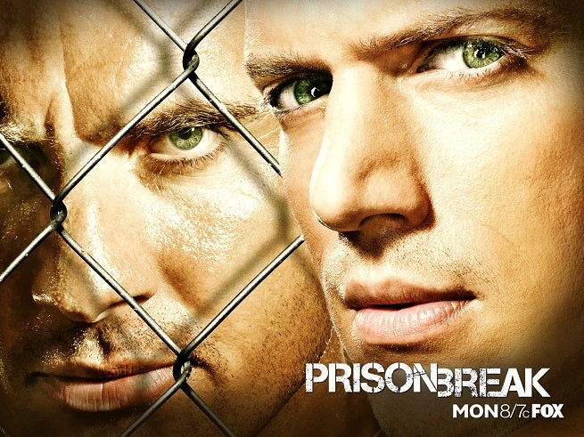 Prison Break Limited Series With Wentworth Miller And Dominic Purcell In The Works