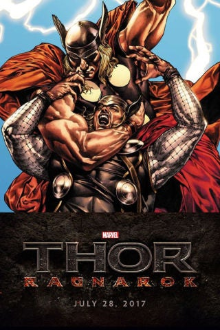 Comic book movie release dates