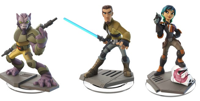 New Disney Infinity Characters Coming Out Coming to Disney Infinity