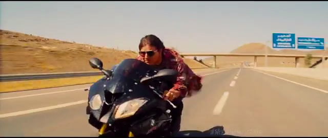 "Mission: Impossible Rogue Nation ""Next Level"" TV Spot Released"