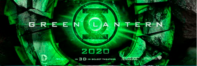 Chris Pine's and Tyrese Gibson's Green Lanterns Light Up In Fan-Made Poster