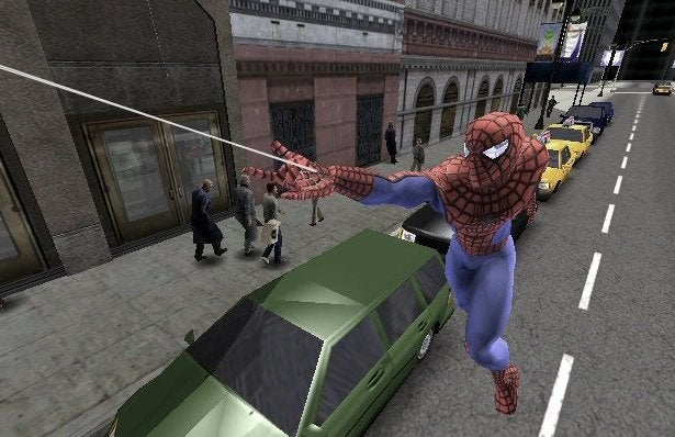 The five best comic book video games of all time spider man 2 was the gold standard for superhero games and movie adaptations for many years featuring a humongous open world map of new york gumiabroncs Choice Image