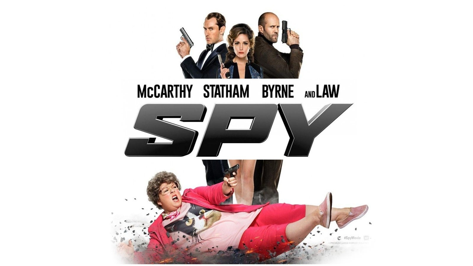REVIEW: Spy Puts Melissa McCarthy Into The Field As A Headlining Star