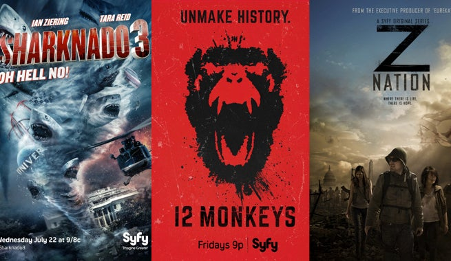 Syfy Releases Comic-Con International Schedule