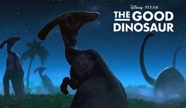 The Good Dinosaur Voice Cast Announced