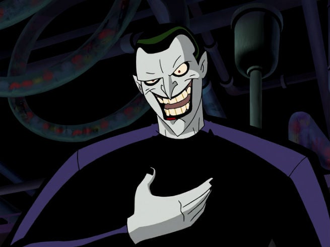Is Jared Leto S Joker Inspired In Part By Batman Beyond