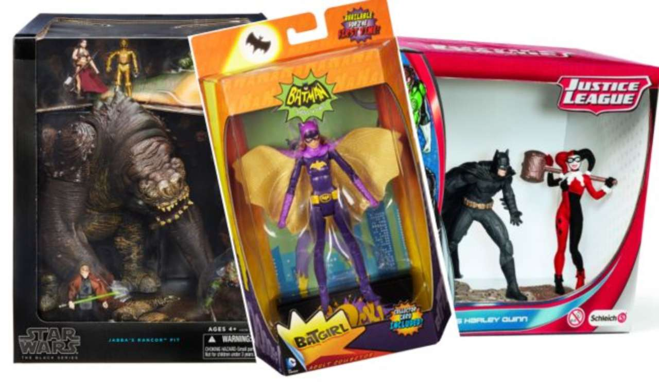 Toys R Us Comic-Con 2015 Exclusives Revealed, Collector Vector ...