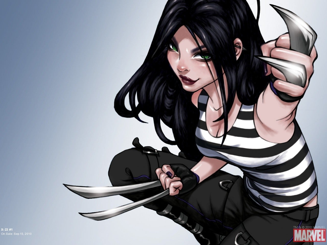 23 IS the New W... X 23 Comic
