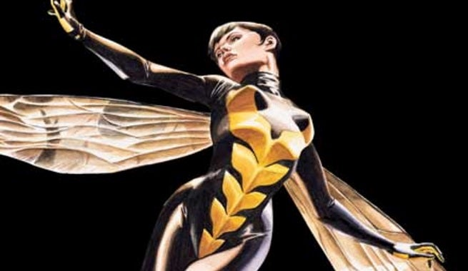 Franchise Marvel/Disney #3 - Page 3 Wasp-140952