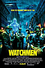 Watchmen (2009) movie poster image