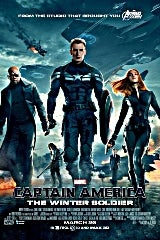 Captain America: The Winter Soldier movie poster image
