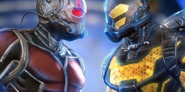 ant-man game - h - 2015