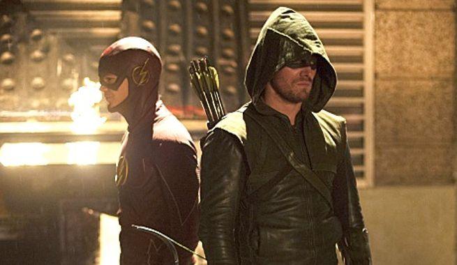 New DC TV Logos For Flash, Arrow, Gotham, Legends Of Tomorrow, Supergirl, iZombie, & Lucifer Revealed