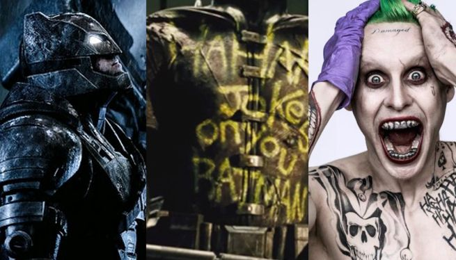 Batman V Superman Robin Batmans Loss Suicide Squad Teased