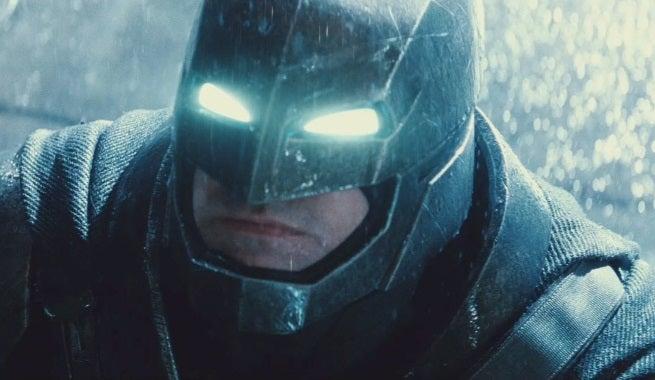 Batman V. Superman: Dawn Of Justice Theatrical Trailer Released