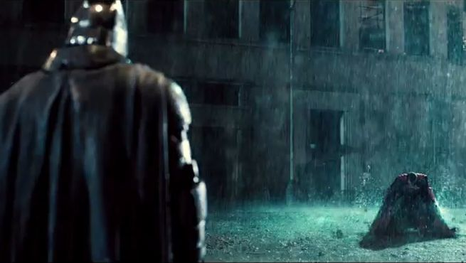 Warner Bros. Reveals Comic-Con Panel Details, Including Batman V. Superman