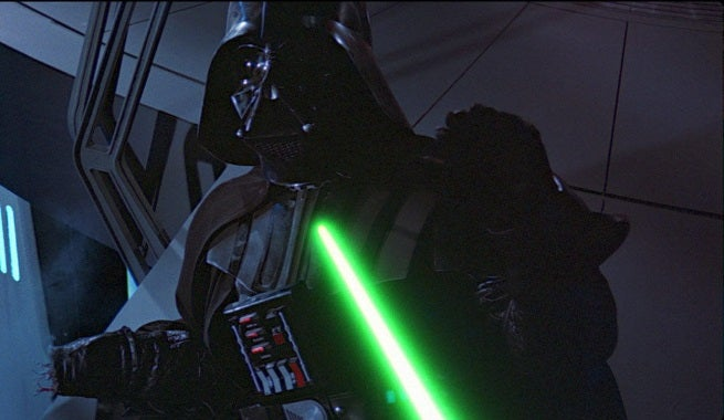 Lucasfilm Told Darth Vader Actor That Return Of The Jedi Hasn't Made A Profit