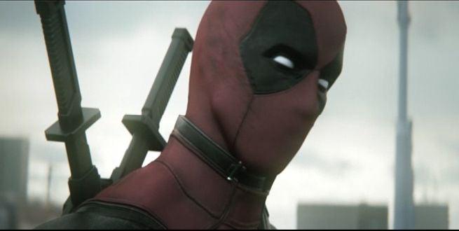 Deadpool Creator Rob Liefeld Shares Set Photo