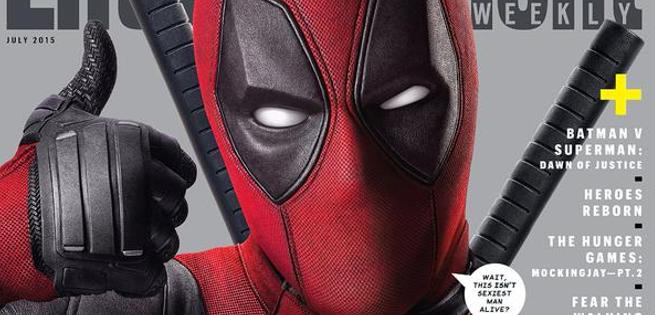 Deadpool Comic Con Panel Released Online