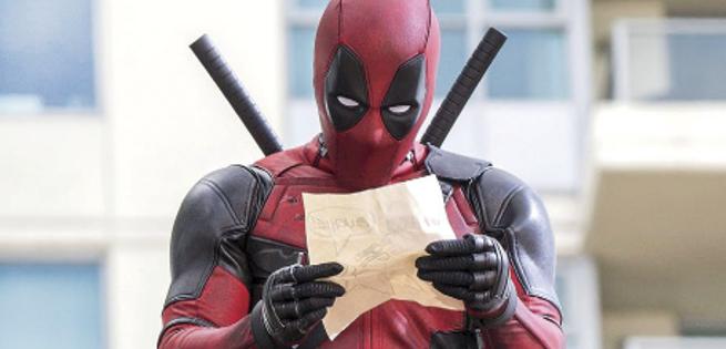 Deadpool Comic-Con 2015 Trailer Description