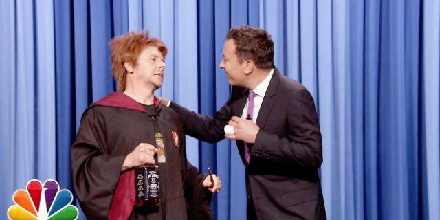 drunk ron weasley