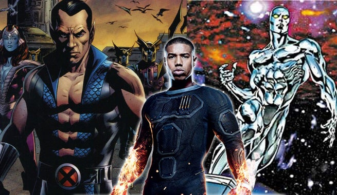Fantastic Four Cast Want Silver Surfer And Namor In Sequels