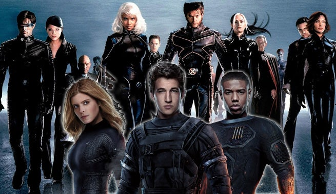 The Fantastic Four Want To Fight The X-Men