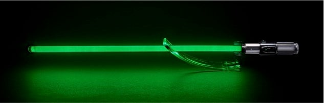 green-saber