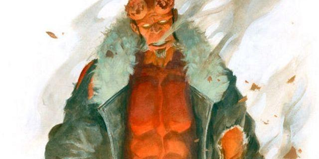 Hellboy Top