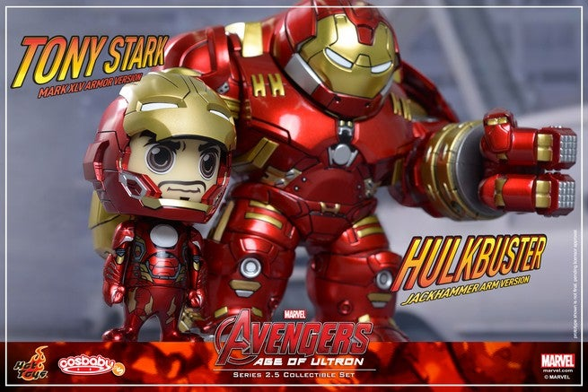 Hot Toys - Avengers - Age of Ultron - Cosbaby (Series 25)_PR1