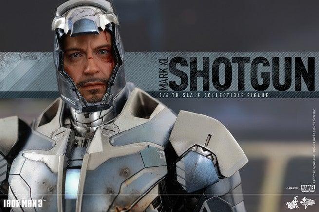 Iron Man 3 Shotgun Armor Collectible Figure Revealed