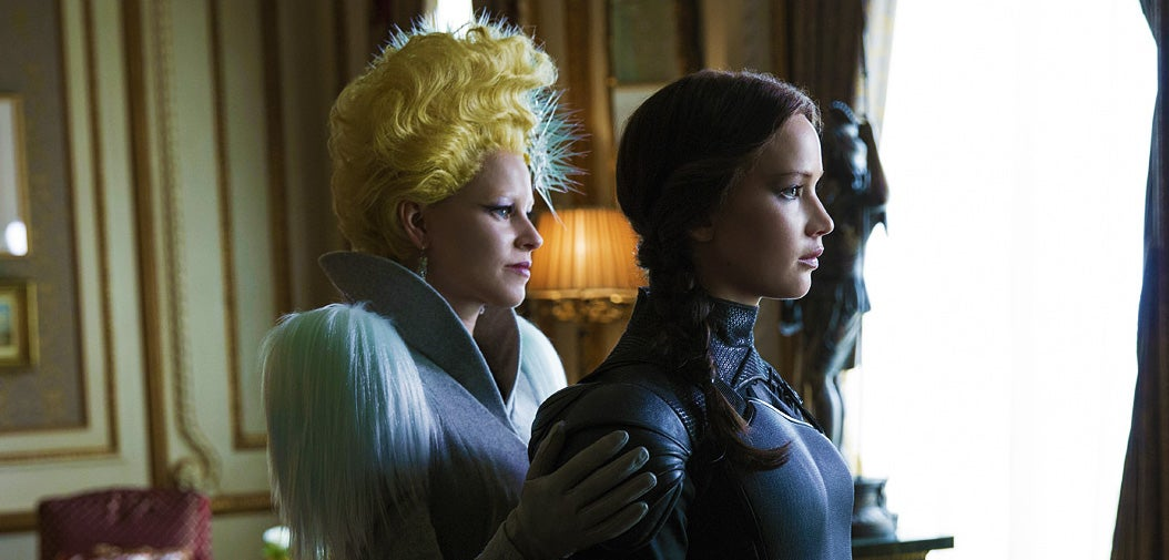 New Hunger Games: Mockingjay--Part 2 Image Released