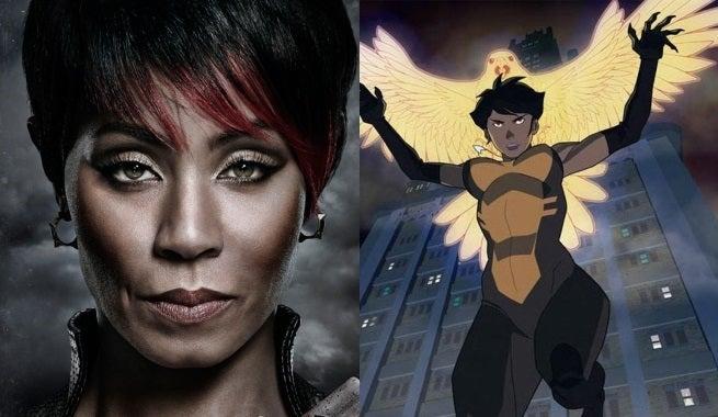 Jada Pinkett Smith Wants To Play Vixen In Suicide Squad 2
