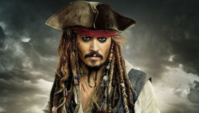 Jerry Bruckheimer Shares Pirates Of The Caribbean 5 Set Photo